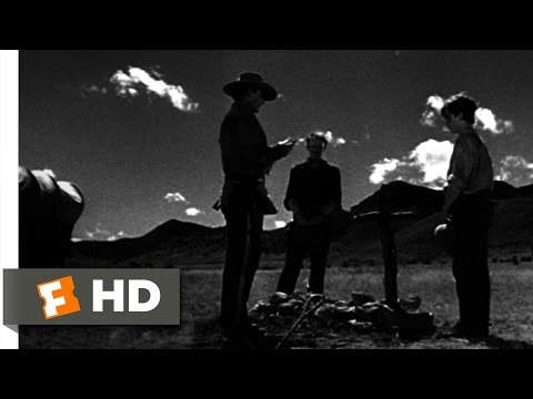 Red River (2/11) Movie CLIP - Don Diego's Land (1948) HD