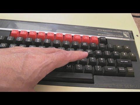 Acorn BBC Micro Model B Multiple Repairs Part 1 (Continuous Beep)