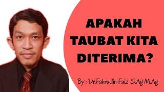 Ngaji Filsafat | Taubat - Dr.Fahrudin Faiz,M.Ag