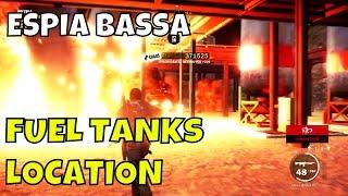 Just Cause 3 - Espia Bassa Oppressed Base - Fuel Tanks Location
