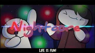 Image of: Lyrics Nightcore Life Is Fun Theodd1sout Ft Boyinaband Ecroaker Theodd1sout Feat Ft Boyinaband Life Is Fun Free Video Search Site