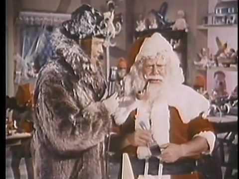Santa dobývá Marťany - recenze Jamese Rolfea