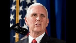 "Prophecy Alert: ""Pence Prophecy"" Revealed 2019 / Robert Newman New California"