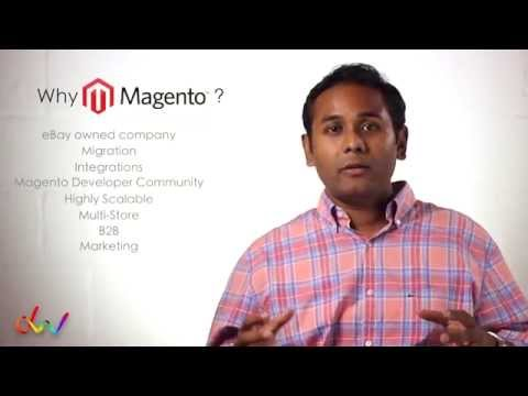 Why Should You Choose Magento as Your eCommerce Platform?
