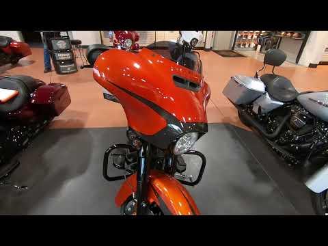 2020 Harley-Davidson Touring Street Glide Special FLHXS