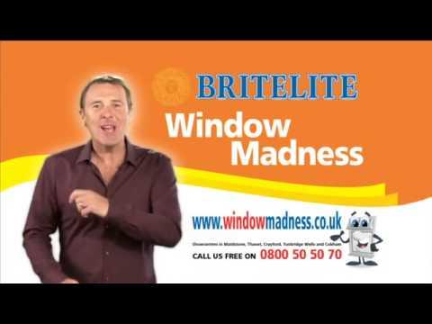 Britelite Window Madness