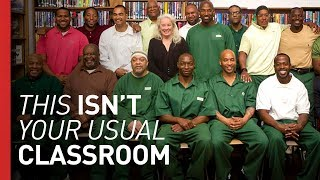 Offering Prisoners a Second Chance Through Education