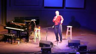 Loudon Wainwright III  Jaqua Concert Hall  Eugene OR  1/16/13  Full Set