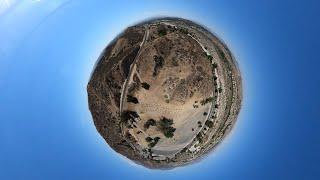 Interactive 360 FPV Drone VR - Gopro MAX Video
