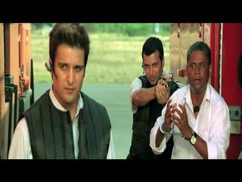 Ibrahim Khan convincing to Inspector Arif and Aamir