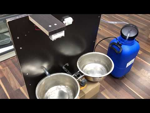 Smartes Hunde Trinksystem / Automatischer Wasser Napf / NodeMCU Projekt /HC-SR04/HC-SR501/ SmartHome