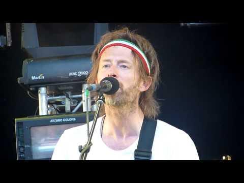 Thom Yorke - Black Swan | Glastonbury Festival, Pilton UK (3/9)