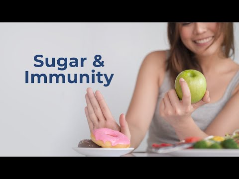 Feature Video Sugar and Imunity