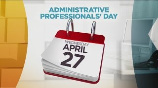 Showing Appreciation For Administrative Professionals Day