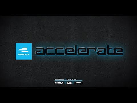 ABBフォーミュラE Accelerate 第4戦(e-sport) フルレース動画