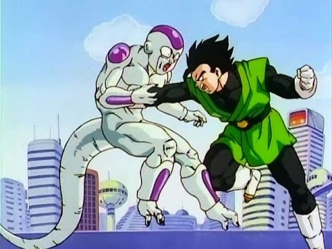 One Punch Gohan vs Frieza