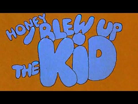 Honey I Blew Up the Kid - Disneycember