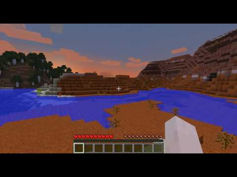 Teaching My Sister Commentating While I Play Minecraft (with mods) Episode 1