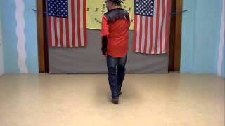 preview picture of video 'COUNTRY MILL  Line Dance  (Catalan Style)'
