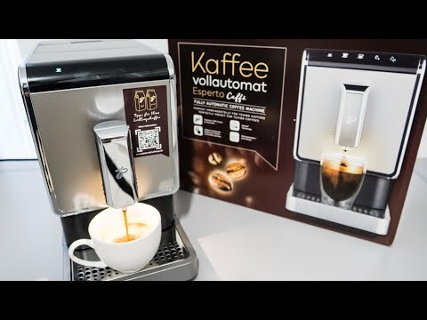 Tchibo Kaffeevollautomat Esperto Caffè im Test