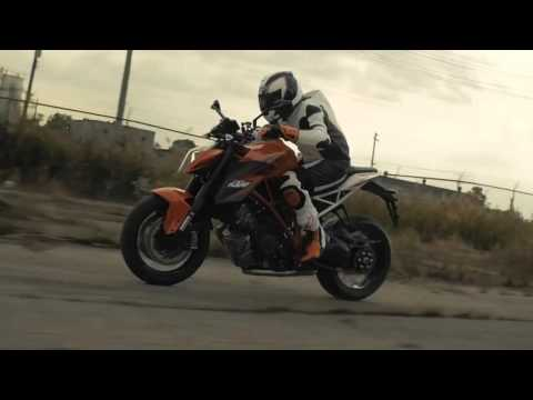 2016 KTM 1290 SUPER DUKE R special edition official promo video-teaser