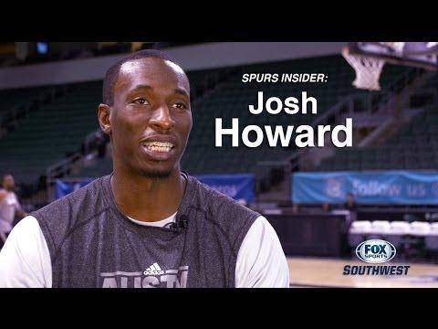 Spurs Insider: Josh Howard