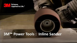 3M™ Power Tools   Inline Sander