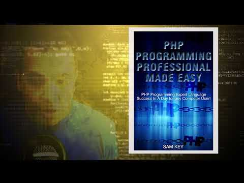 Book Read:  PHP Programming Professional Made Easy Mp3