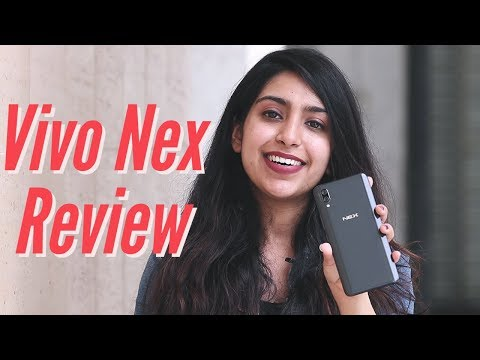 Vivo NEX Review