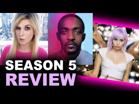 Black Mirror Season 5 REVIEW - Half SPOILERS