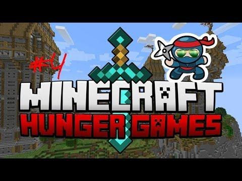[Minecraft] - Hunger Games #4