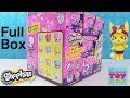 Shopkins Season 9 FULL BOX Wild Style 2 Packs Precious Unicorn Hunt | PSToyReviews