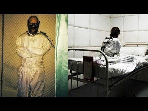 Реальные истории из тюремной психушки, от которых мурашки по коже