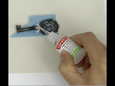 Midiar Universal Kleber + Granulat, Schlüsselreparatur