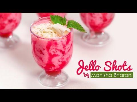 Video Jello Shots  - Quick & Easy Jello Dessert - Best Party Jelly Pudding Recipe