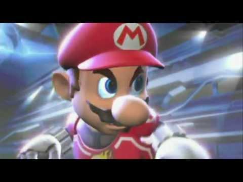 Видео № 0 из игры Mario Strikers Charged Football [Wii]