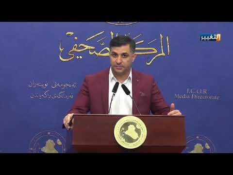 شاهد بالفيديو.. السكيني  يطالب رئيس الوزراء بتوفير فرص العمل لحملة الشهادات العليا في العراق