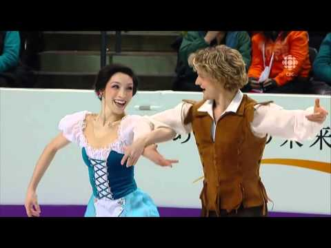 2012   2013   Worlds   Dance   SD   Meryl Davis & Charlie White   Giselle by Adolphe Adam