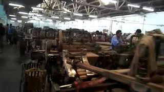 preview picture of video 'Assam corp. Jute Mills,Silghat'
