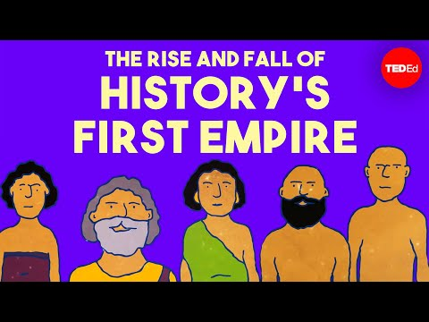 The Rise and Fall of the First Empire in History