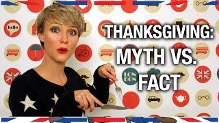 Thanksgiving: Myth vs. Fact - Anglophenia Ep 43