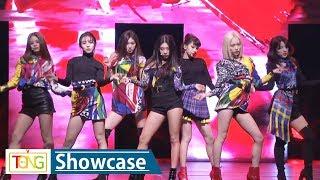 CLC (씨엘씨) 'No'(노) Showcase stage (No, 노, No.1) [통통TV]