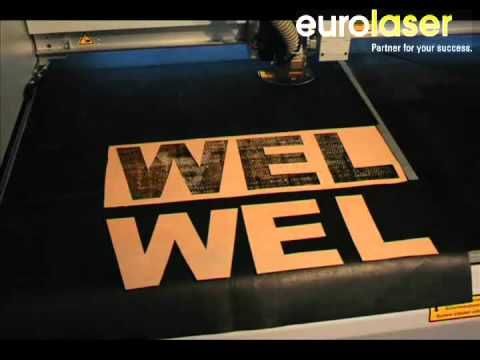 Laser cutting veneer intarsia | Laser cutting
