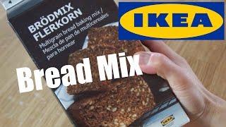 Ikea Bread Mix Brödmix Flerkorn – Whatcha Eating? #207