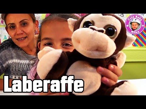 Labertierchen - unser lustiger Laberaffe plappert alles nach - Kanal für Kinder