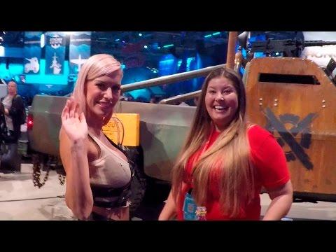 GAMESCOM 2016 / EA — Первые дни на крупнейшей игровой выставке Европы