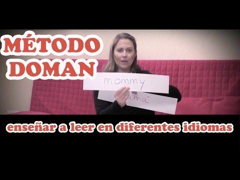 Método Doman: enseñar a leer en diferentes idiomas