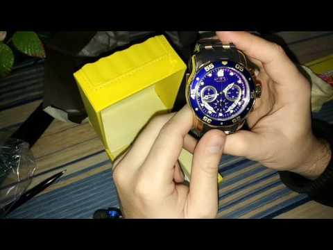 Regalo de mi novia (Reloj invicta 6893)