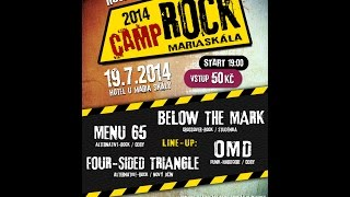 Video Camp Rock 2014 ( Maria skála )  19.7.2014
