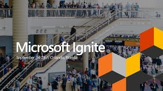 Microsoft Ignite 2018 | Vision Keynote | Kholo.pk